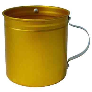 ALUMINUM WASH CUP 1015.