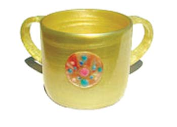 <br>ACRYLIC WASH CUP 21081-a-adorned-dy.