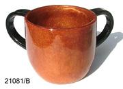 ACRYLIC WASH CUP - DUST 21081-b-dc-bh.