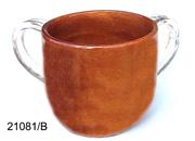 ACRYLIC WASH CUP - DUST 21081-b-dc-ch.
