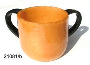 ACRYLIC WASH CUP - DUST 21081-b-dg-bh.