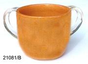 ACRYLIC WASH CUP - DUST 21081-b-dg-ch.