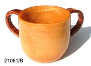 ACRYLIC WASH CUP - DUST 21081-b-dg-coh.