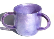 ACRYLIC WASH CUP - DUST 21081-b-dpu.