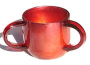 ACRYLIC WASH CUP - DUST 21081-b-dr.