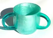 ACRYLIC WASH CUP - DUST 21081-b-dt.