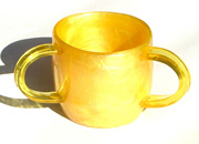 ACRYLIC WASH CUP - DUST 21081-b-dy.