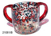 ACRYLIC WASH CUP - GALAXY 21081-b-g-br.