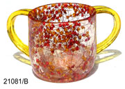 ACRYLIC WASH CUP - GALAXY 21081-b-g-yr.