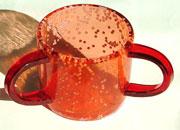 ACRYLIC WASH CUP - PEARL 21081-b-pr.