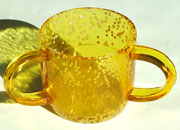 ACRYLIC WASH CUP - PEARL 21081-b-py.