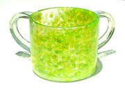 ACRYLIC WASH CUP - SEQUINS 21081-b-s11.