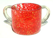 ACRYLIC WASH CUP - SEQUINS 21081-b-s12.