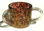 ACRYLIC WASH CUP - SEQUINS 21081-b-s4.