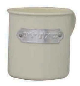 ALUMINUM WASH CUP 51215.