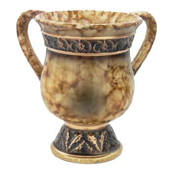 Dark Marble Washcup<br>(16 cm) 84315.