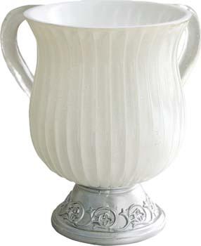 White Stripe Washcup<br>(17 cm) 84454.