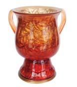 Red Leafs Washcup<br>(17 cm) 85211.