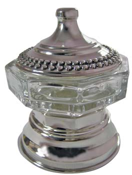 Sterling Silver Honey Dish ssha.